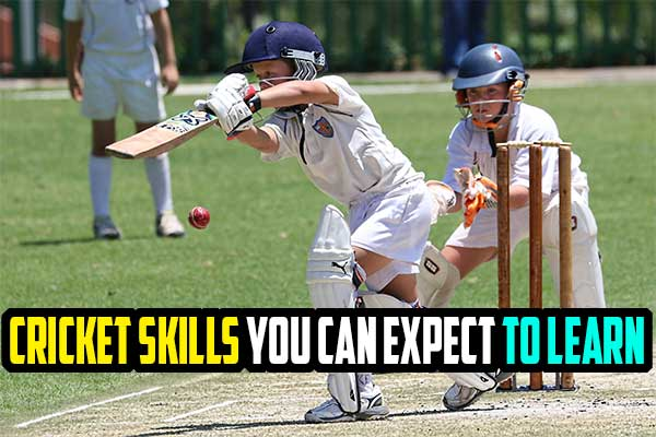 5 Key Cricket Skills You Can Expect to Learn at Cricket Camp